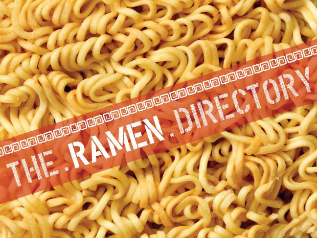 THE.RAMEN.DIRECTORY